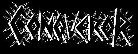conqueror logo foad records scareystore