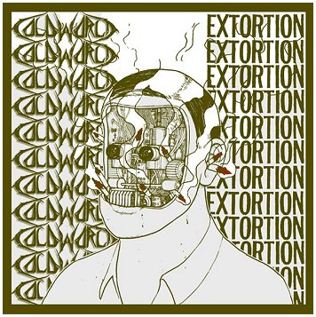 "EXTORTION / COLD WORLD ""Split"""