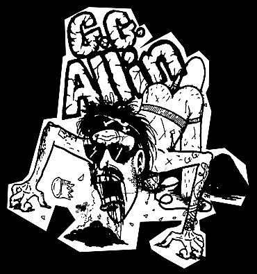 GG Allin (Public animal)