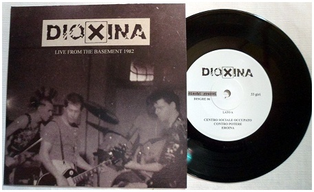 "DIOXINA ""Live from the basement 1982"""