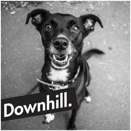 "DOWNHILL ""s/t ep"""