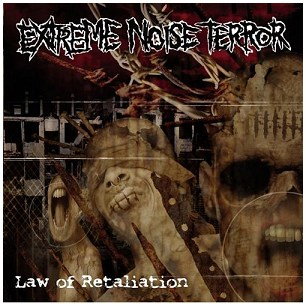 "EXTREME NOISE TERROR ""Law of retaliation"" [RSD EDITION!]"