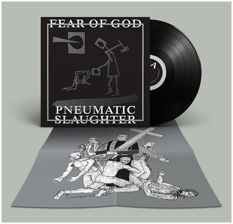 "FEAR OF GOD ""Pneumatic slaughter - extended"" (Black)"