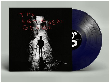 "THE GEROGERIGEGEGE ""Moenai Hai"" (dark blue vinyl)"
