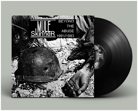 "MULE SKINNER ""Beyond the abuse 1991-93\"" (black)"