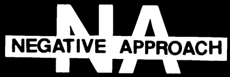 NEGATIVE APPROACH (logo)
