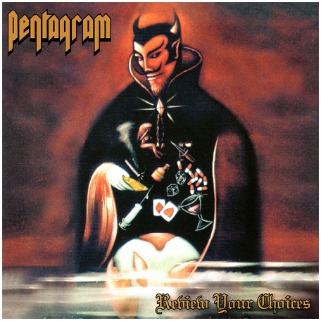 "PENTAGRAM ""Review your choices"""