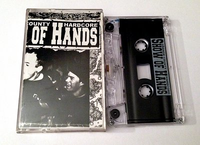 "SHOW OF HANDS ""Orange County Hardcore"" (Demo)"