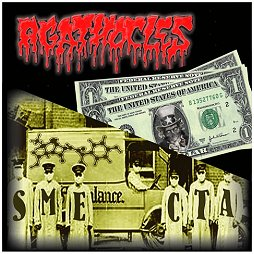 "AGATHOCLES / AMOCLEN ""Split"""