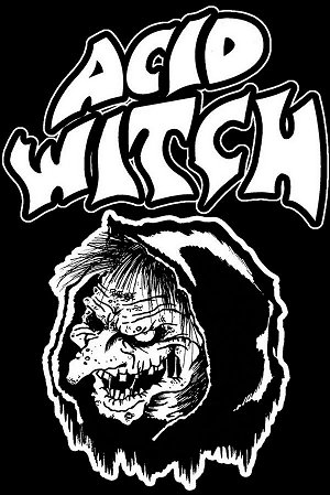 ACID WITCH (witch design)