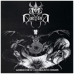 "AD BACULUM ""Morbid end of cannibalistic cosmos\"" [BRAZIL IMPORT!]"