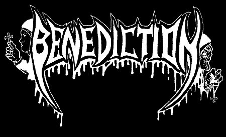 BENEDICTION (logo)