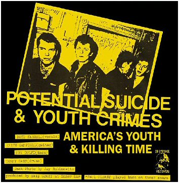 "BLACK MARKET BABY ""Potential suicide & youth crimes\"""