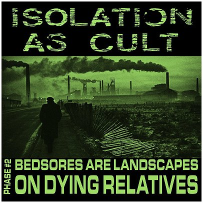 "ISOLATION AS CULT ""Phase #2"" (green flexi disc)"