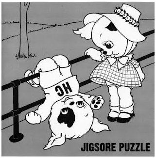 JIGSORE PUZZLE / ULTIMATE BLOWUP split 7?