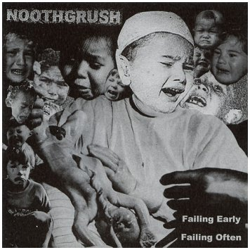 "NOOTHGRUSH ""Failing early, failing often"" [2xLP!]"
