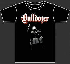 "BULLDOZER ""Alive...in Poland 2011\"" (t-shirt)"