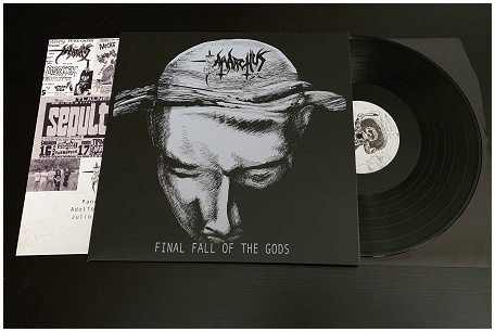 "ANARCHUS ""Final fall of the gods - extended"" (black)"