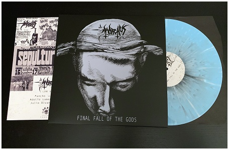 "ANARCHUS ""Final fall of the gods - extended"" (diehard) PREORDER"