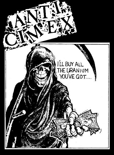 ANTI CIMEX (raped ass design)