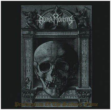 "AURA MORTIS ""Proclamation of the sardonic flame"""