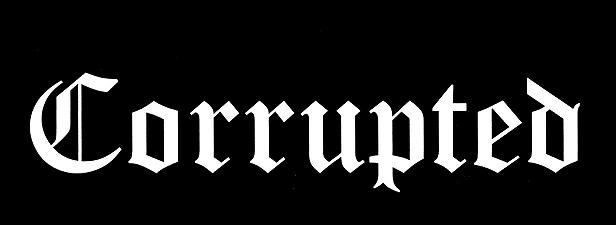 CORRUPTED (logo)