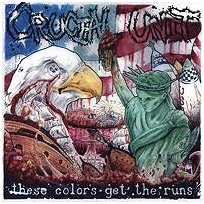 "CRUCIAL UNIT ""These colors get the runs"""