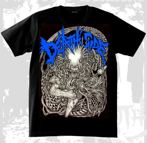 "DEATH SIDE ""Sugi art"" (official tshirt)"