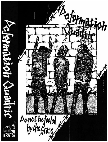 "DEFORMATION QUADRIC ""Do not be fooled by the state"" [import]"