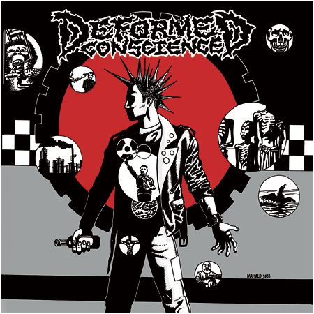 "DEFORMED CONSCIENCE ""The Hagen days 1991-1994"" [2xLP!]"