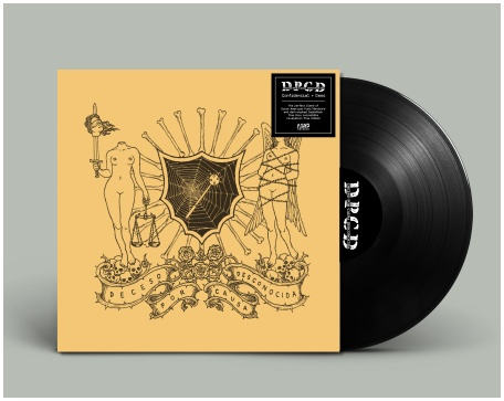 "D.P.C.D. ""Confidencial + Demo"" (black vinyl)"