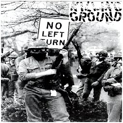 "KILLING GROUND / GAGORDER ""Split"""