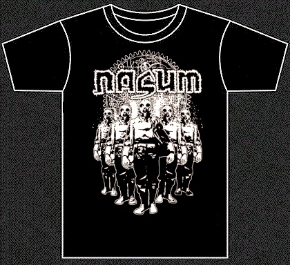 "NASUM ""Soldiers"" (t-shirt)"