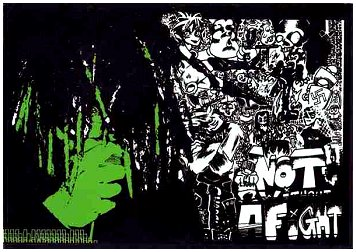 "V.A. ""NOT WITHOUT A FIGHT"" 2CD (Cripple Bastards, Agathocles..)"