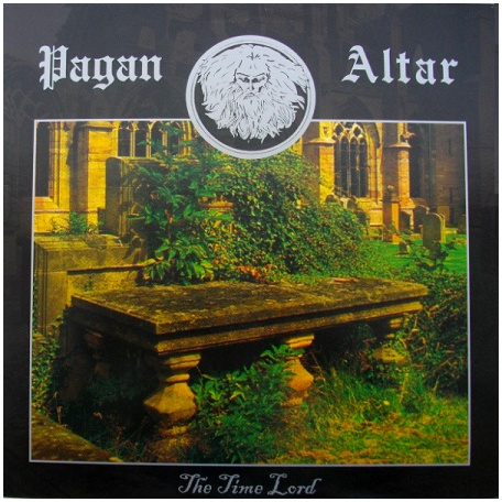 "PAGAN ALTAR ""The time lord"""