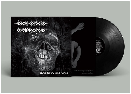 "SICK SINUS SYNDROME ""Rotten to the core\"" (black)"