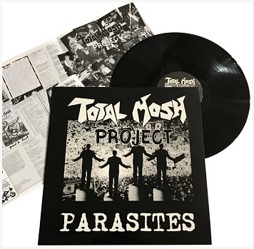 "TOTAL MOSH PROJECT ""Parasites"""