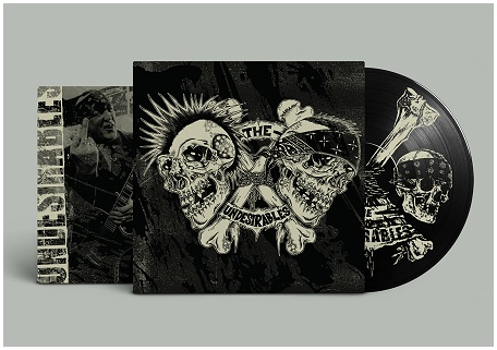 "THE UNDESIRABLES ""s/t\"" (black vinyl)"