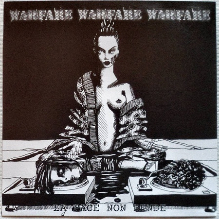 "WARFARE / A NEW SCAR ""Split"""
