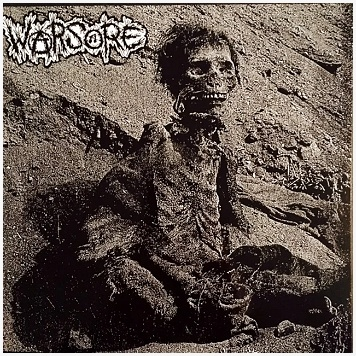 "WARSORE / SOIL OF IGNORANCE ""Split"" [BLUE VINYL!]"