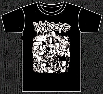 "WARSORE ""Violent swing"" (t-shirt)"