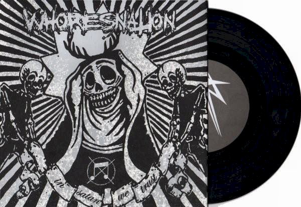 "WHORESNATION / SATAN ""Split"""