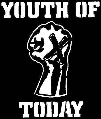 YOUTH OF TODAY (sXe fist)