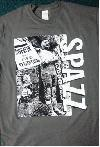 "SPAZZ ""Sweatin' the oldies"" (t-shirt)"